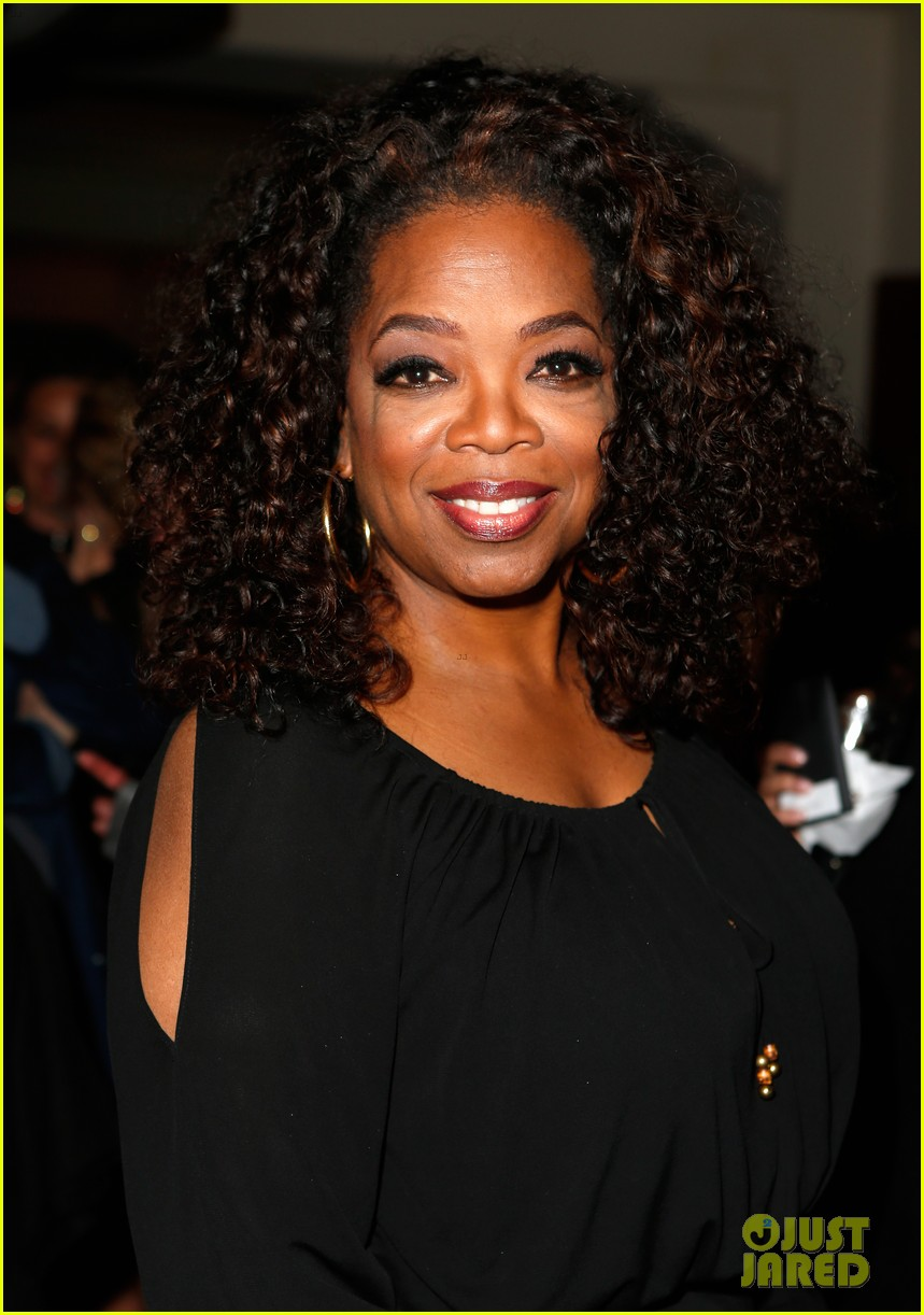 oprah chiwetel ejiofor attend pre oscars party 023063593