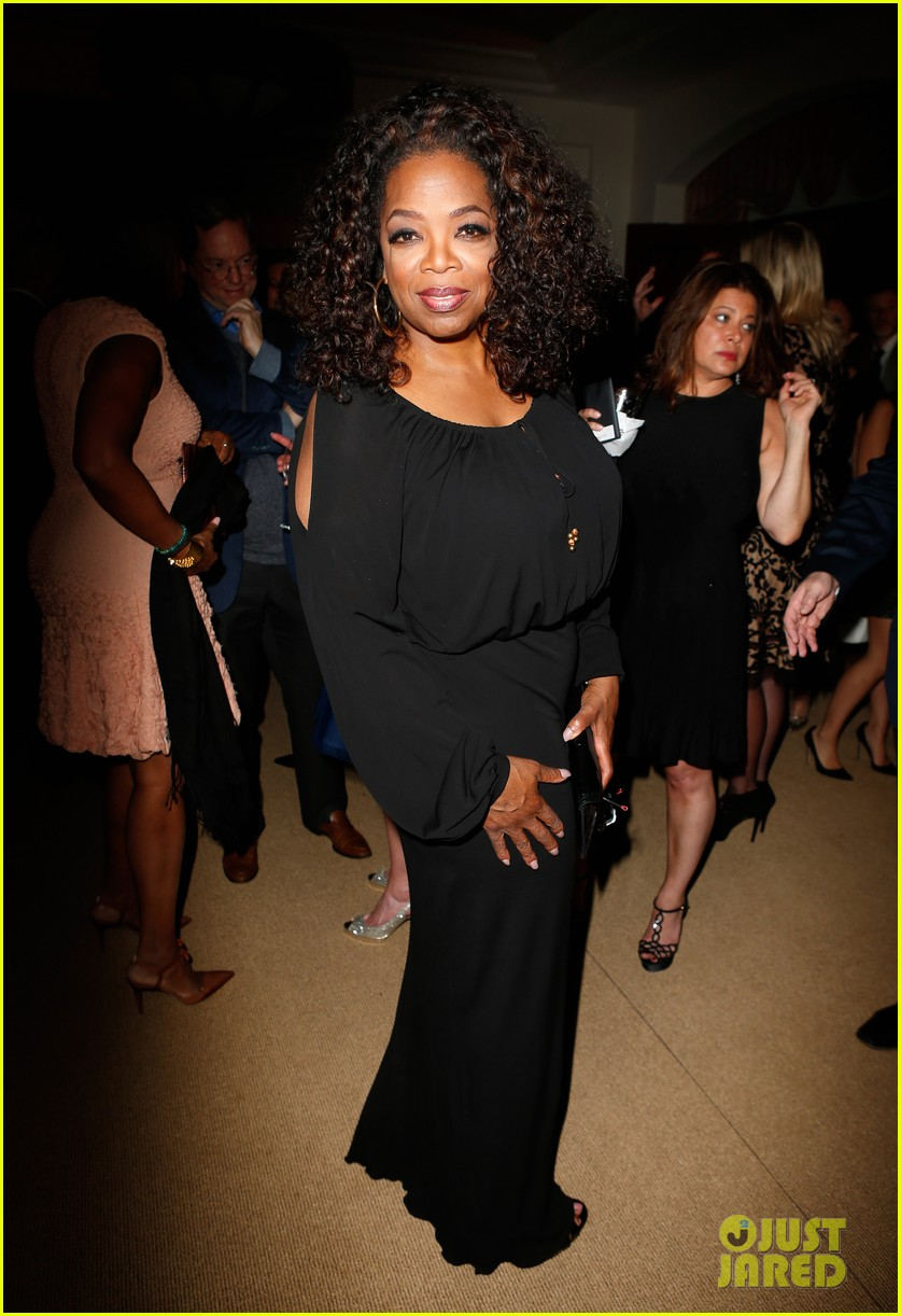 oprah chiwetel ejiofor attend pre oscars party 043063595
