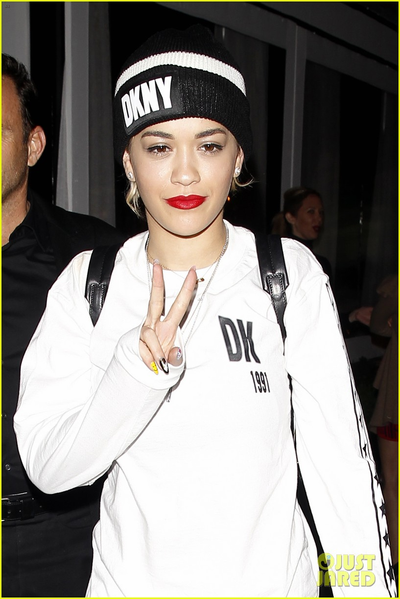 rita ora sends well wishes to super fan with cancer 093063400