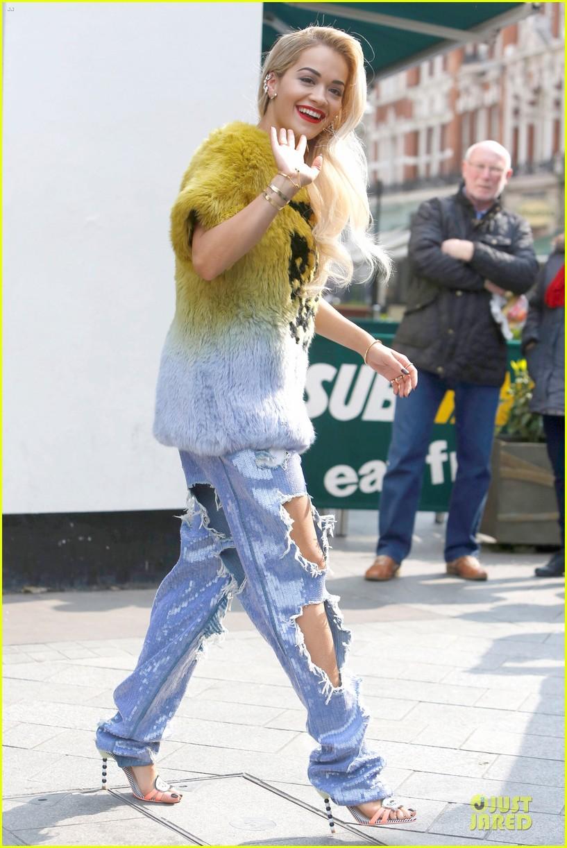 rita ora sexy catwoman in london 153081033