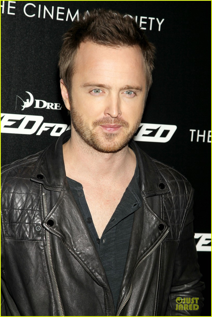 aaron paul ramon rodriguez need for speed nyc screening 083070142