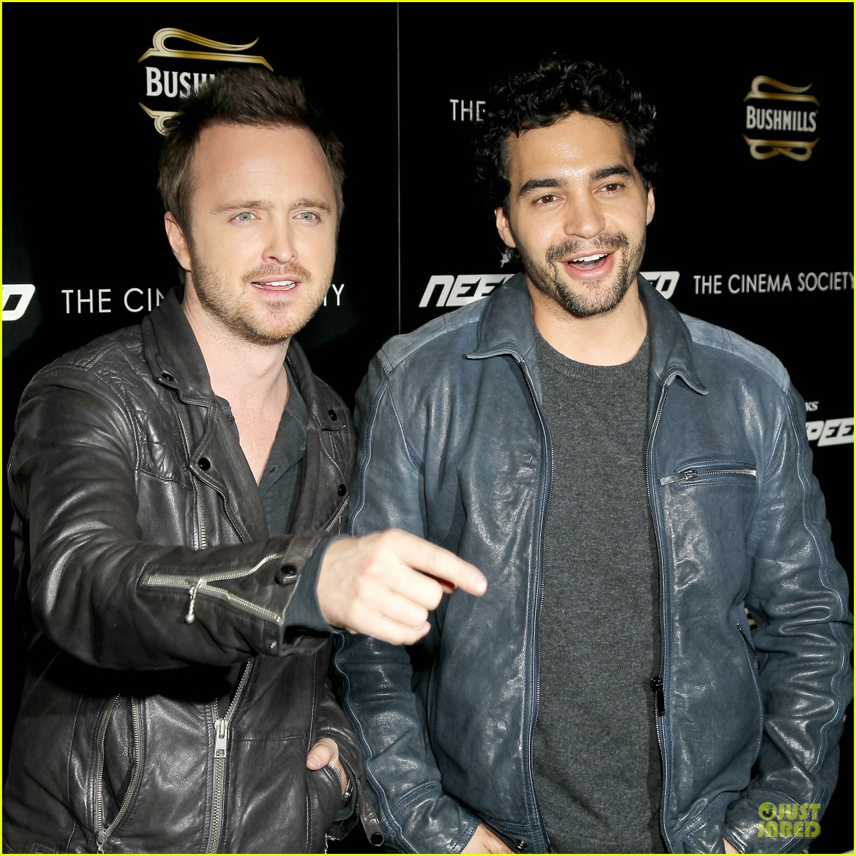 aaron paul ramon rodriguez need for speed nyc screening 133070147