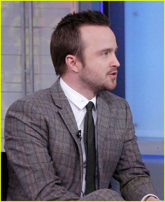 could aaron paul be more romantic 023070989
