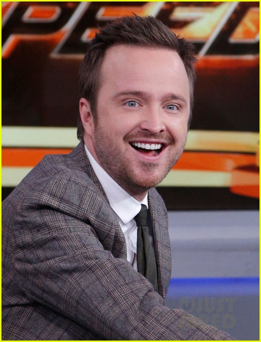 could aaron paul be more romantic 043070991
