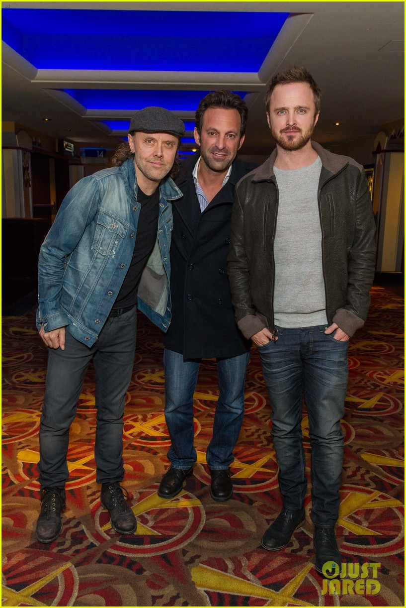 aaron paul has a need for speed on wwes monday night raw 063066732
