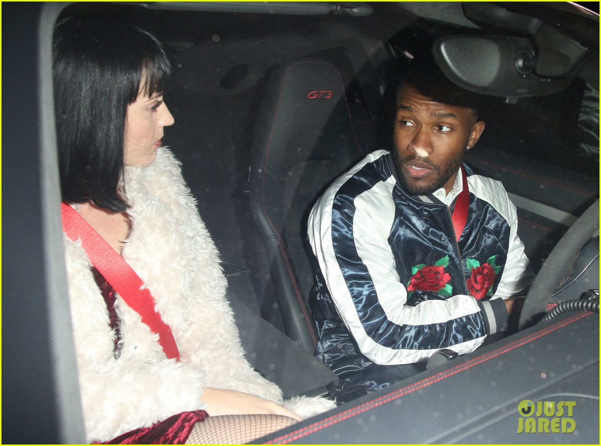 katy perry frank ocean drive to chateau marmont together 023077111