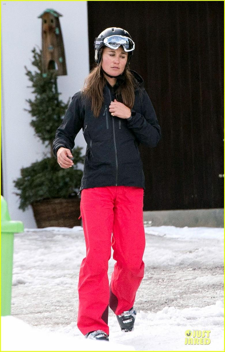 pippa middleton nico jackson test their love with skiing in austria 033070020