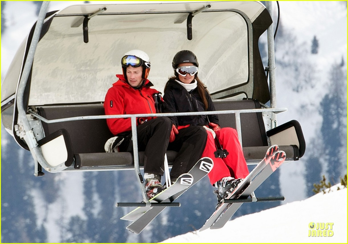 pippa middleton nico jackson test their love with skiing in austria 053070022