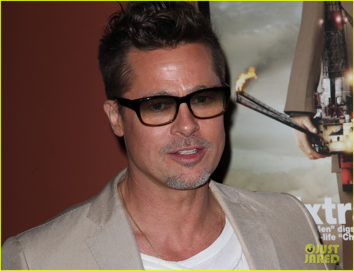 brad pitt big men documentary screening 143079434