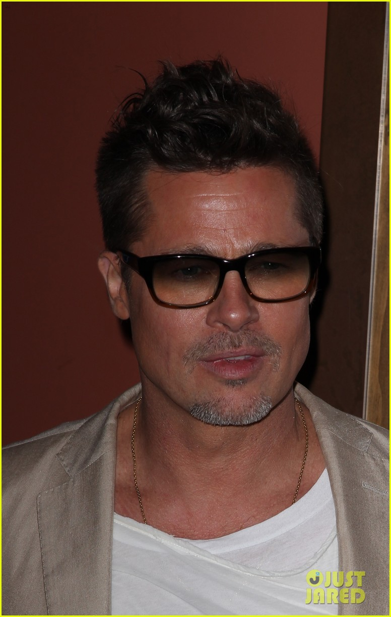 brad pitt big men documentary screening 183079438