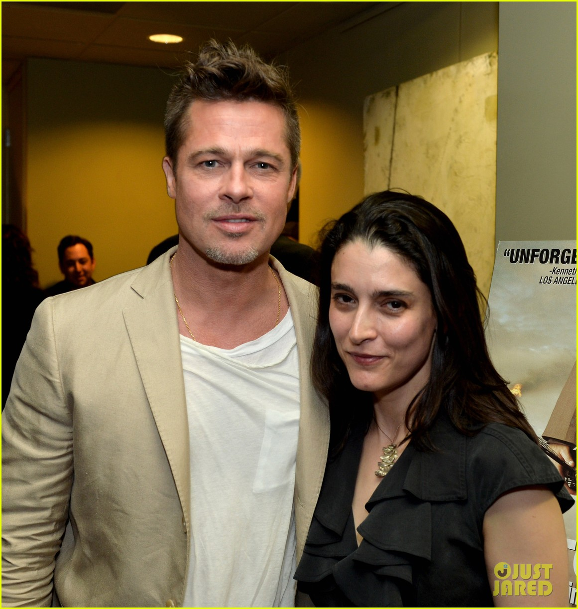brad pitt big men documentary screening 253079445