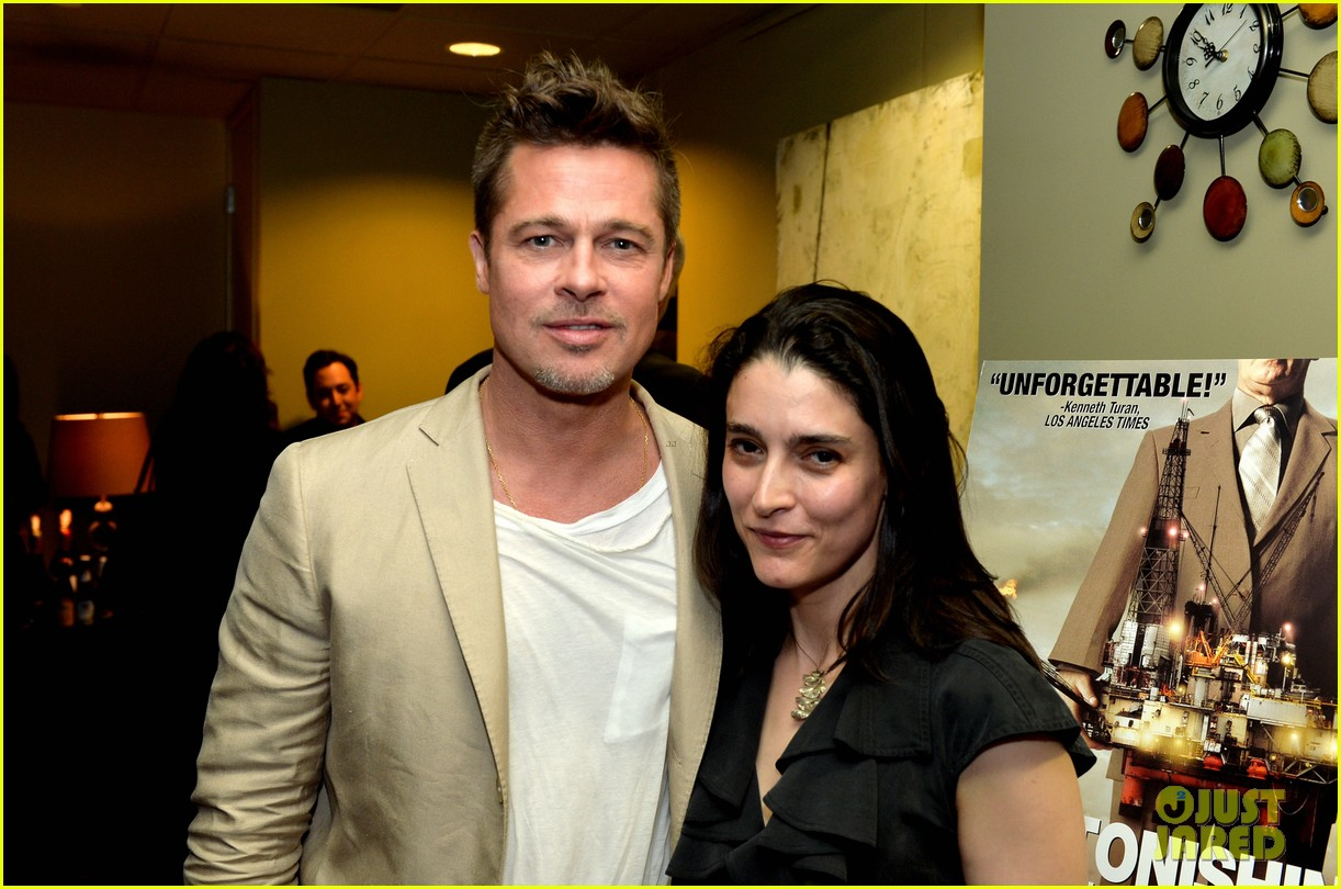 brad pitt big men documentary screening 303079450