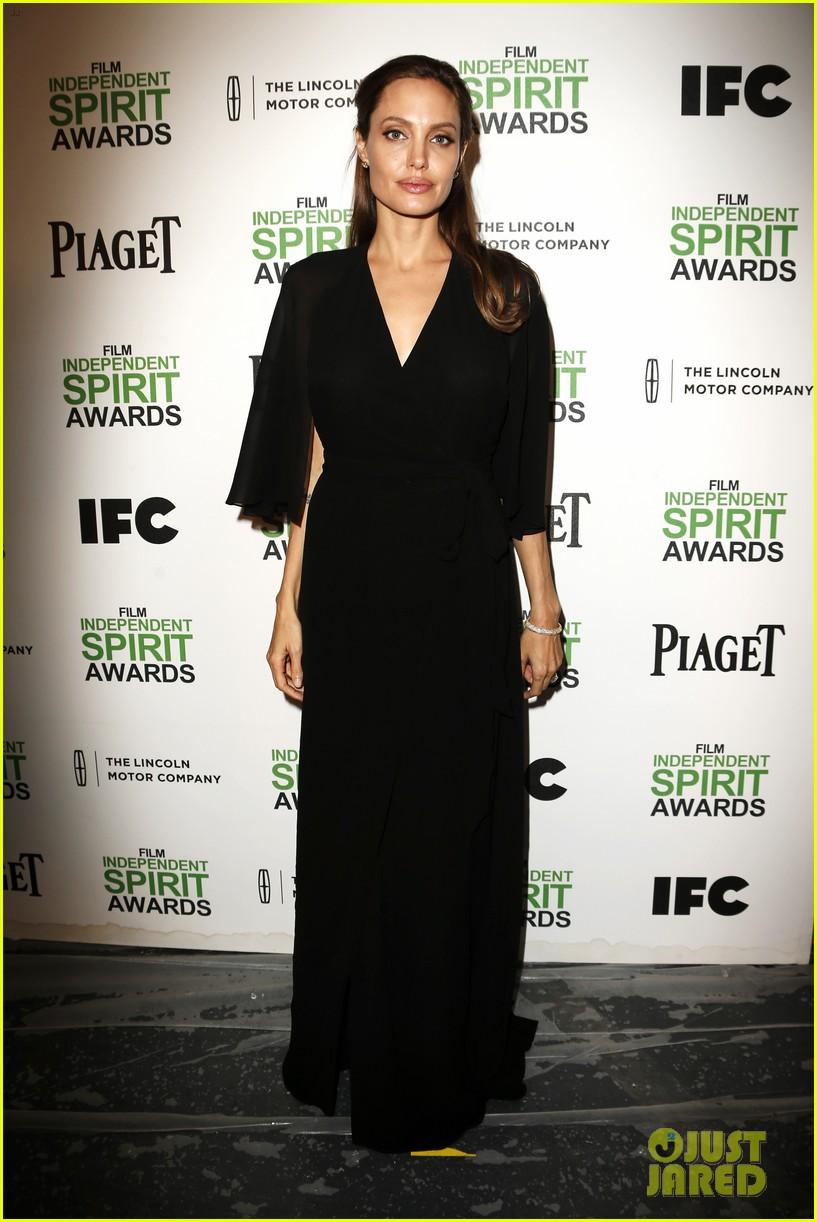 brad pitt angelina jolie independent spirit awards 2014 013063217