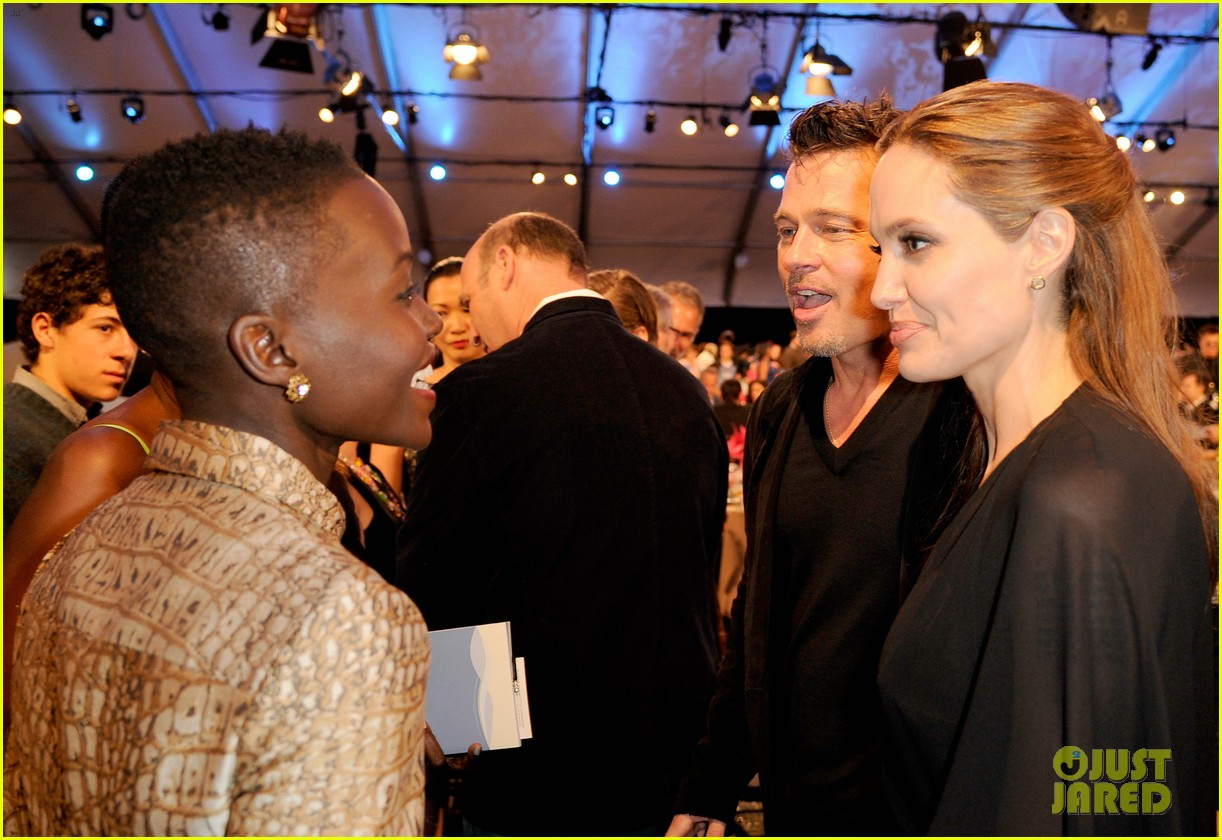brad pitt angelina jolie independent spirit awards 2014 093063225