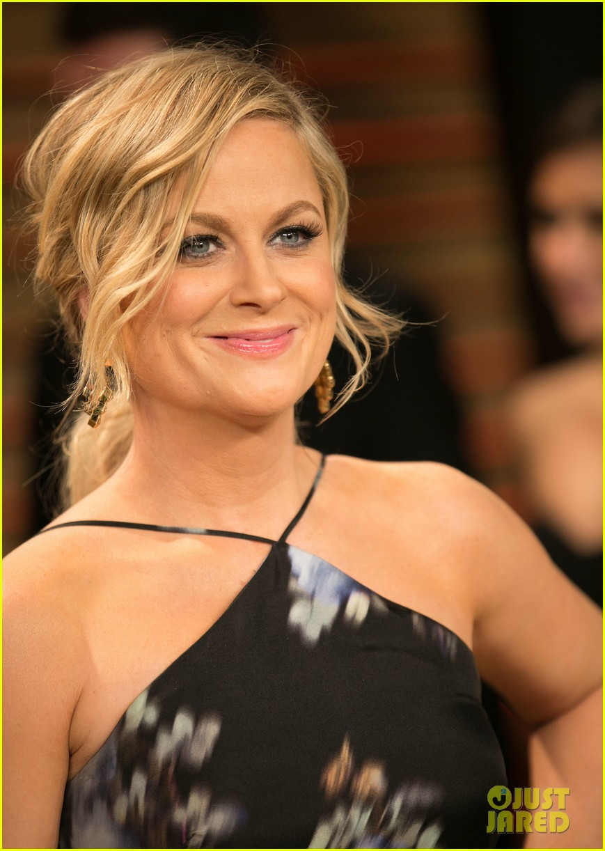 amy poehler vanity fair oscars party 2014 063064314