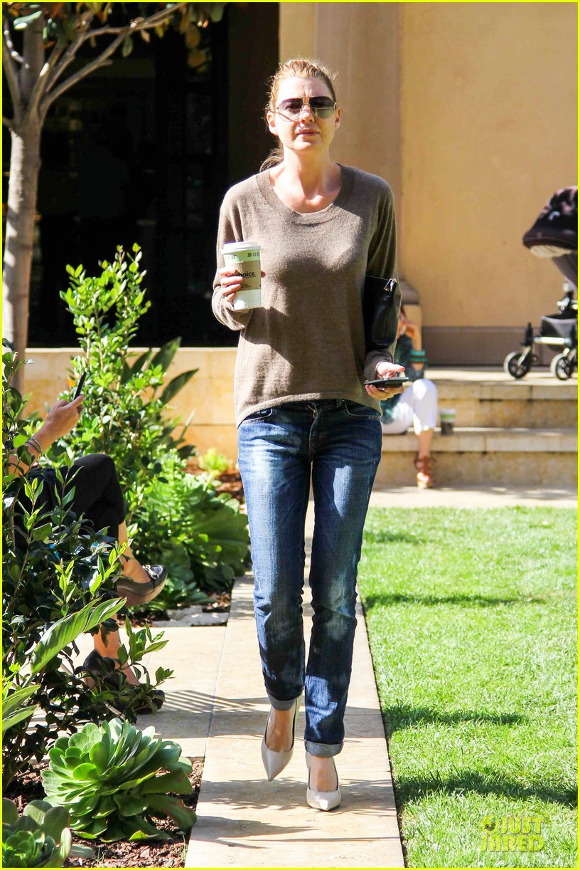 ellen pompeo satisfies french craving with bouchon 103072334