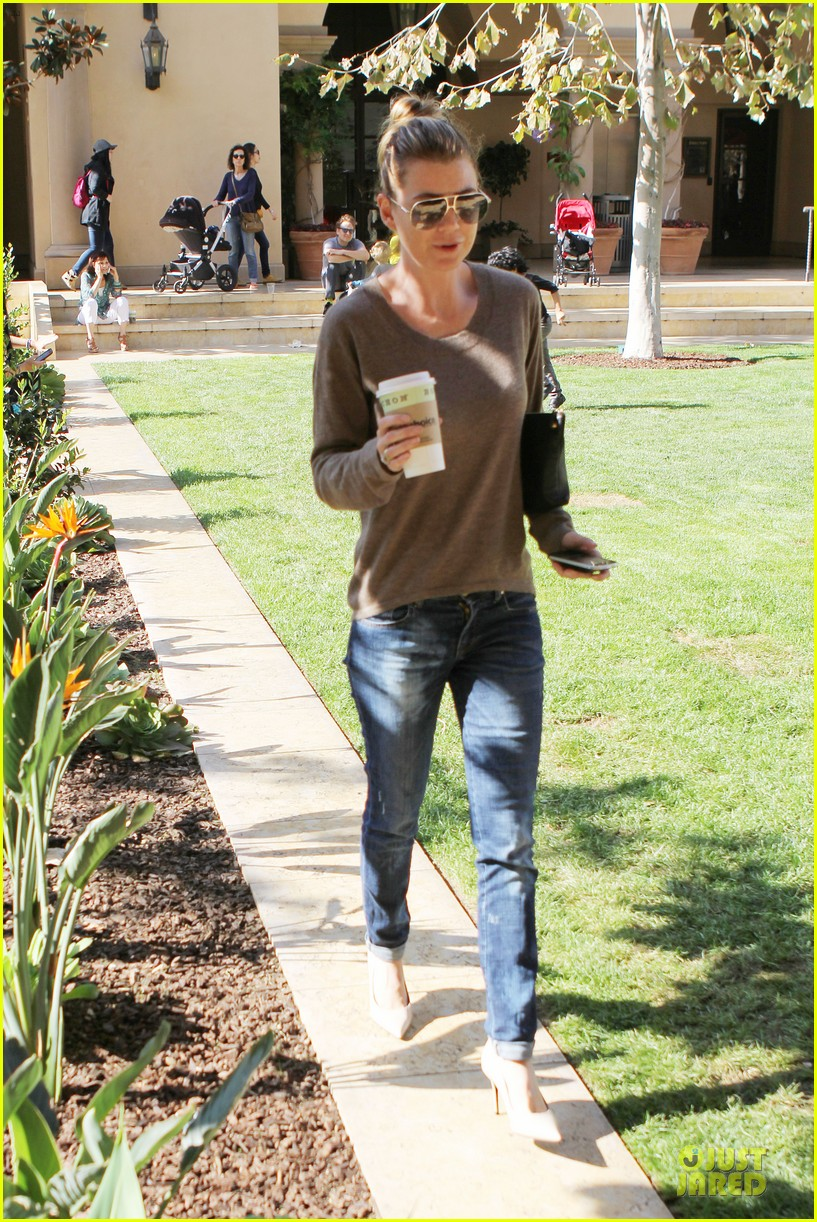 ellen pompeo satisfies french craving with bouchon 173072341
