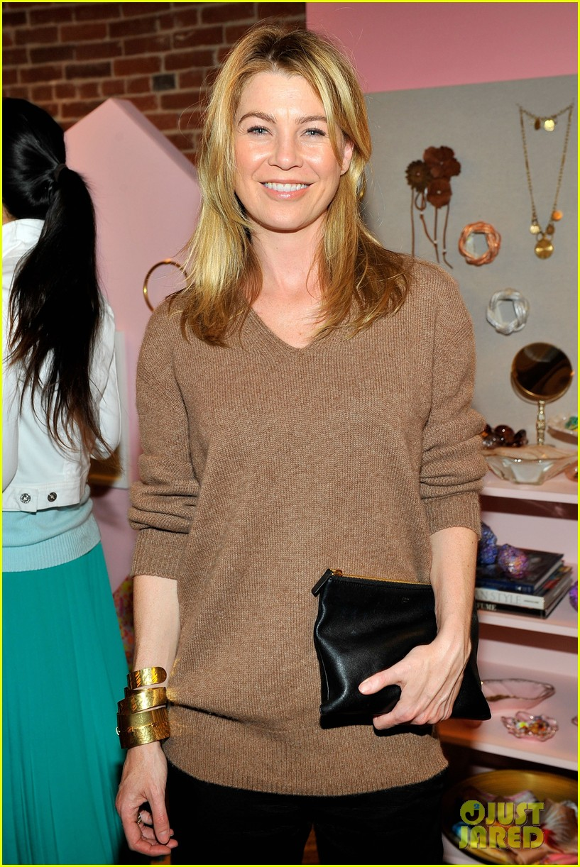 ellen pompeo jaime king hunters alley launch party 073071856