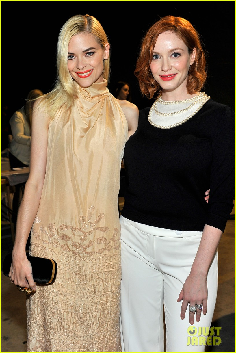 ellen pompeo jaime king hunters alley launch party 113071860