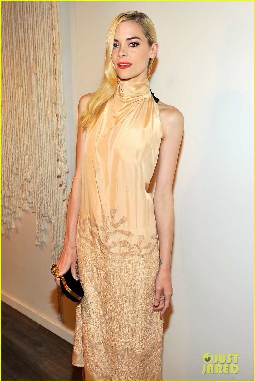 ellen pompeo jaime king hunters alley launch party 13