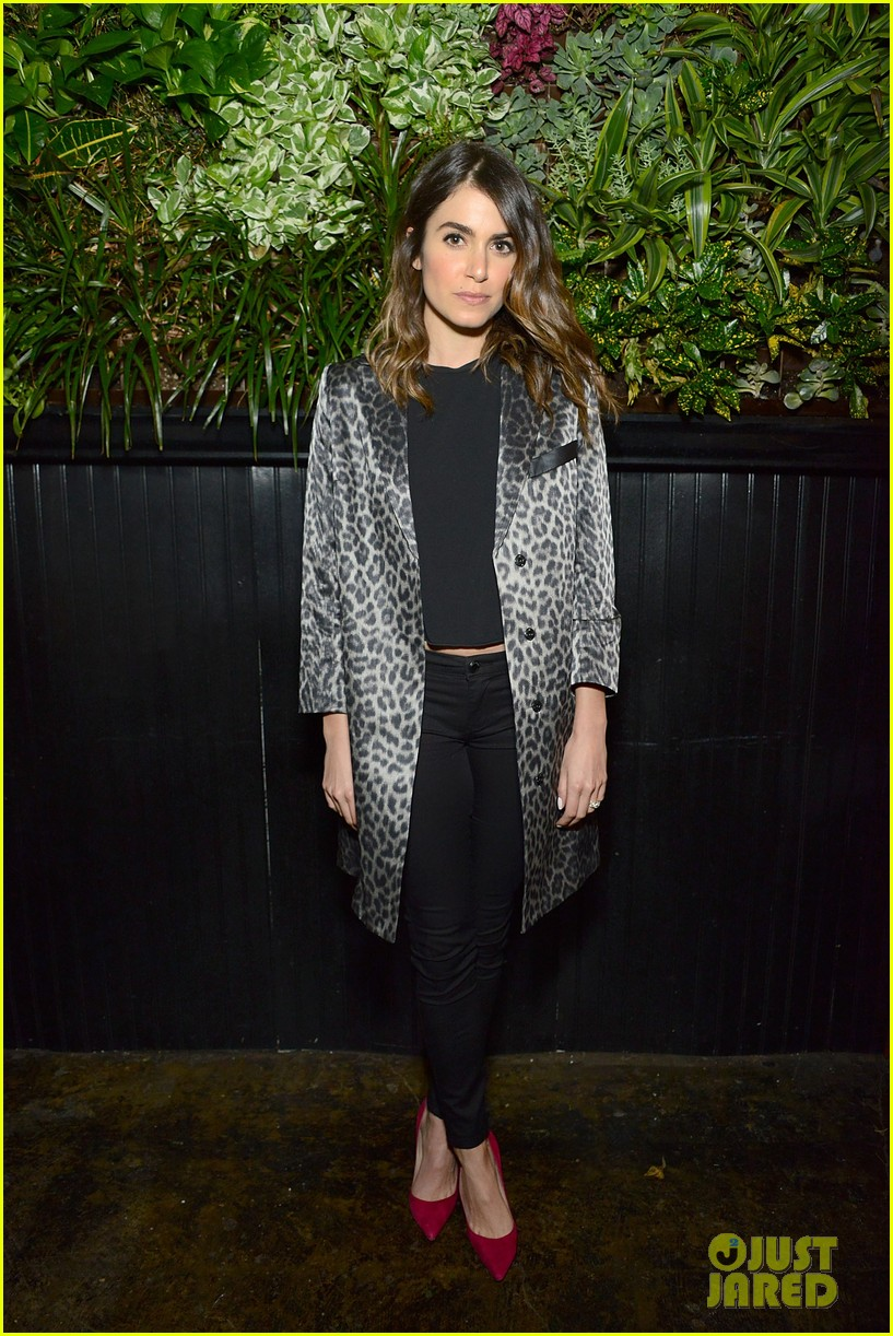nikki reed jessica lowndes attend blanknycs celebration at goldies 023075217