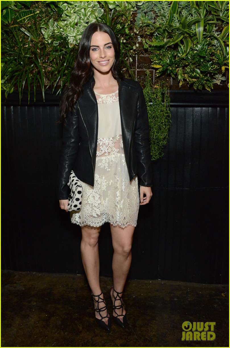 nikki reed jessica lowndes attend blanknycs celebration at goldies 093075224