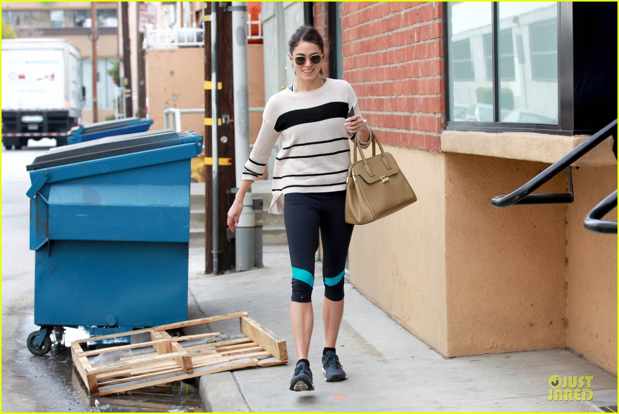 nikki reed perfect example of gym 143076445
