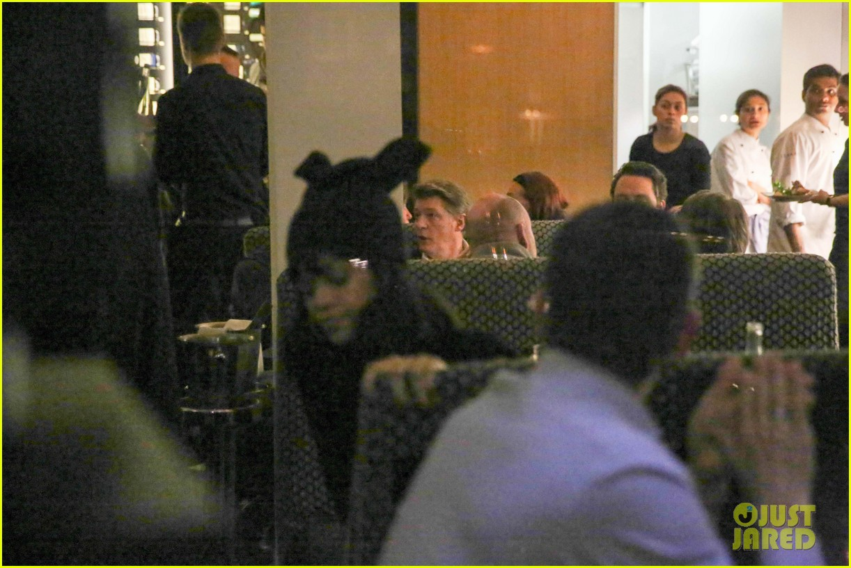rihanna drake spotted on dinner date in amsterdam 073067637