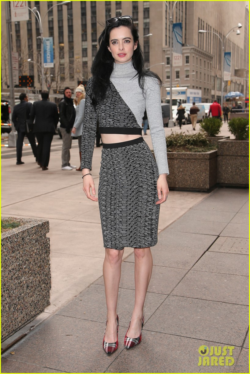 krysten ritter do good work be a good person 043069797