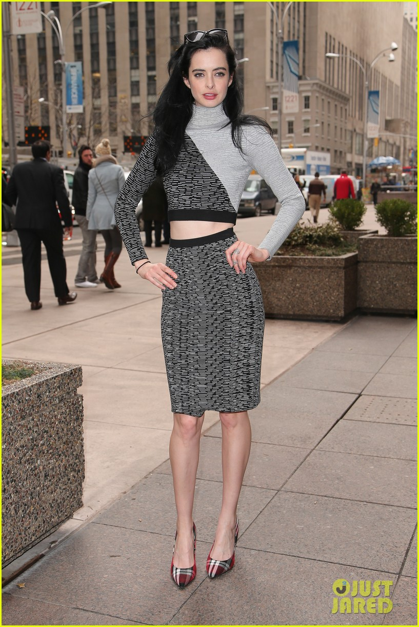 krysten ritter do good work be a good person 063069799