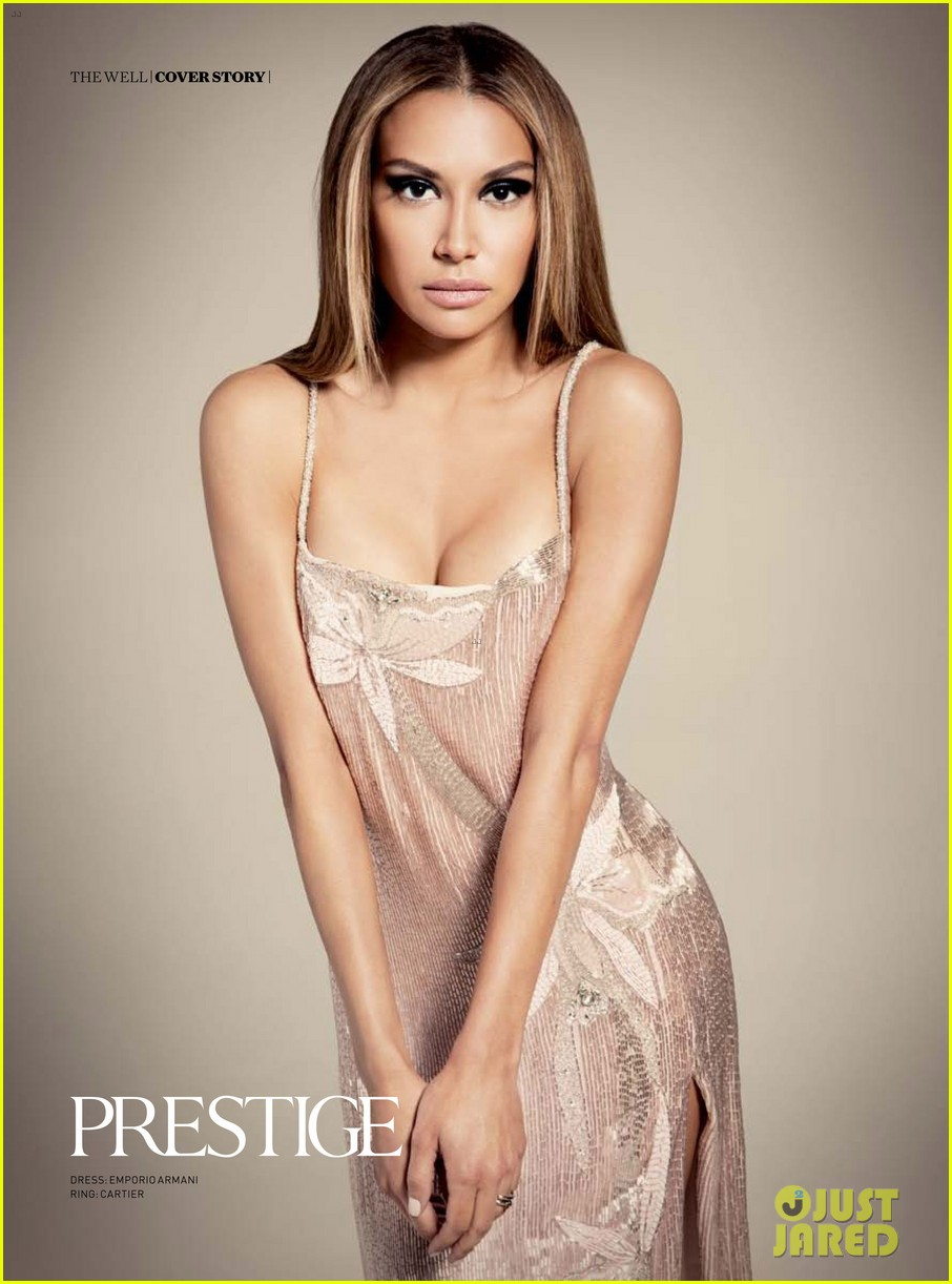 naya rivera prestige indonesia march 2014 033068699