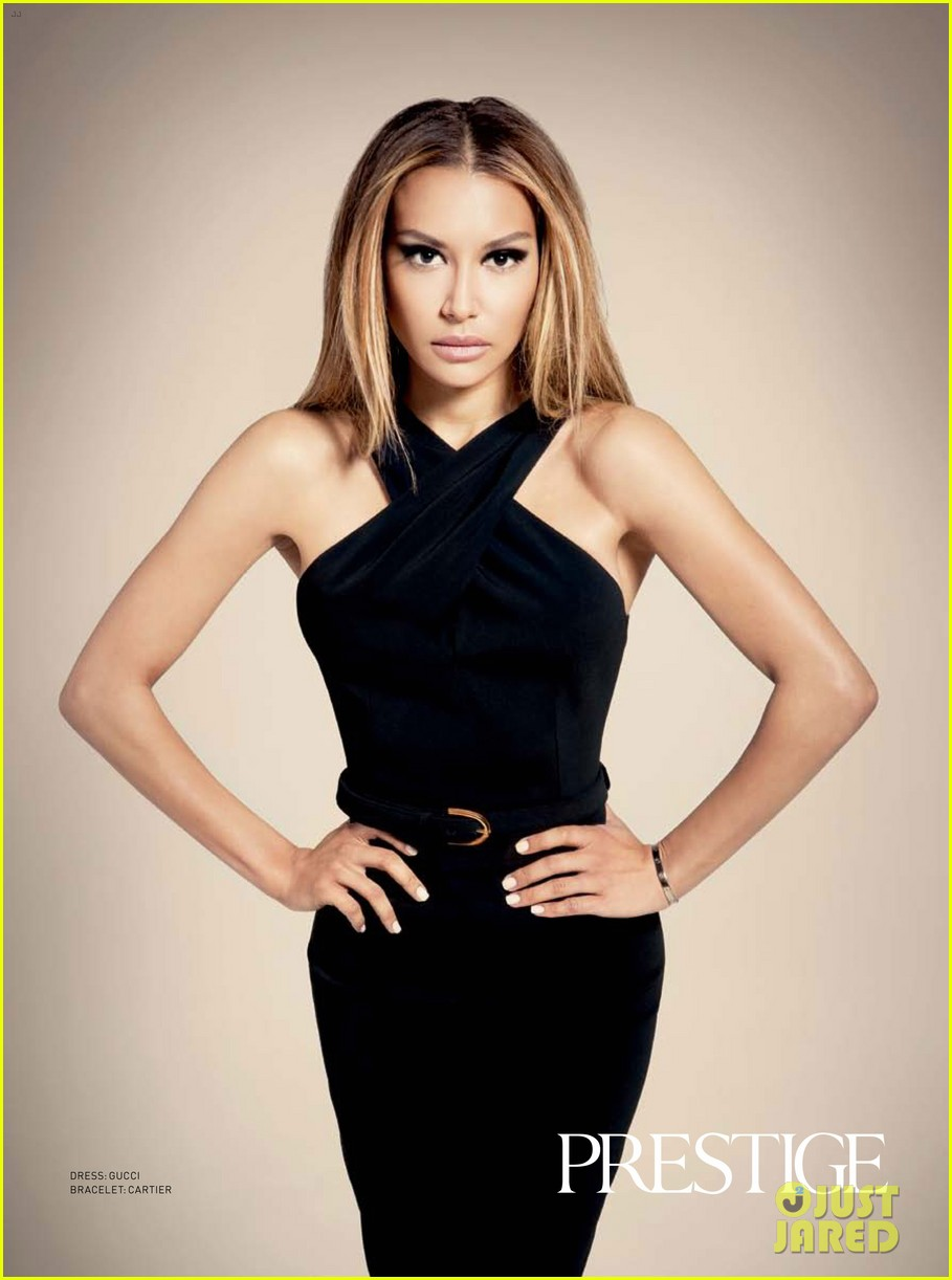 naya rivera prestige indonesia march 2014 07