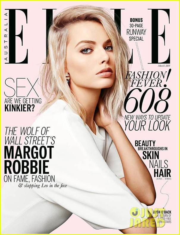 margot robbie covers elle australia march 2014 013066489