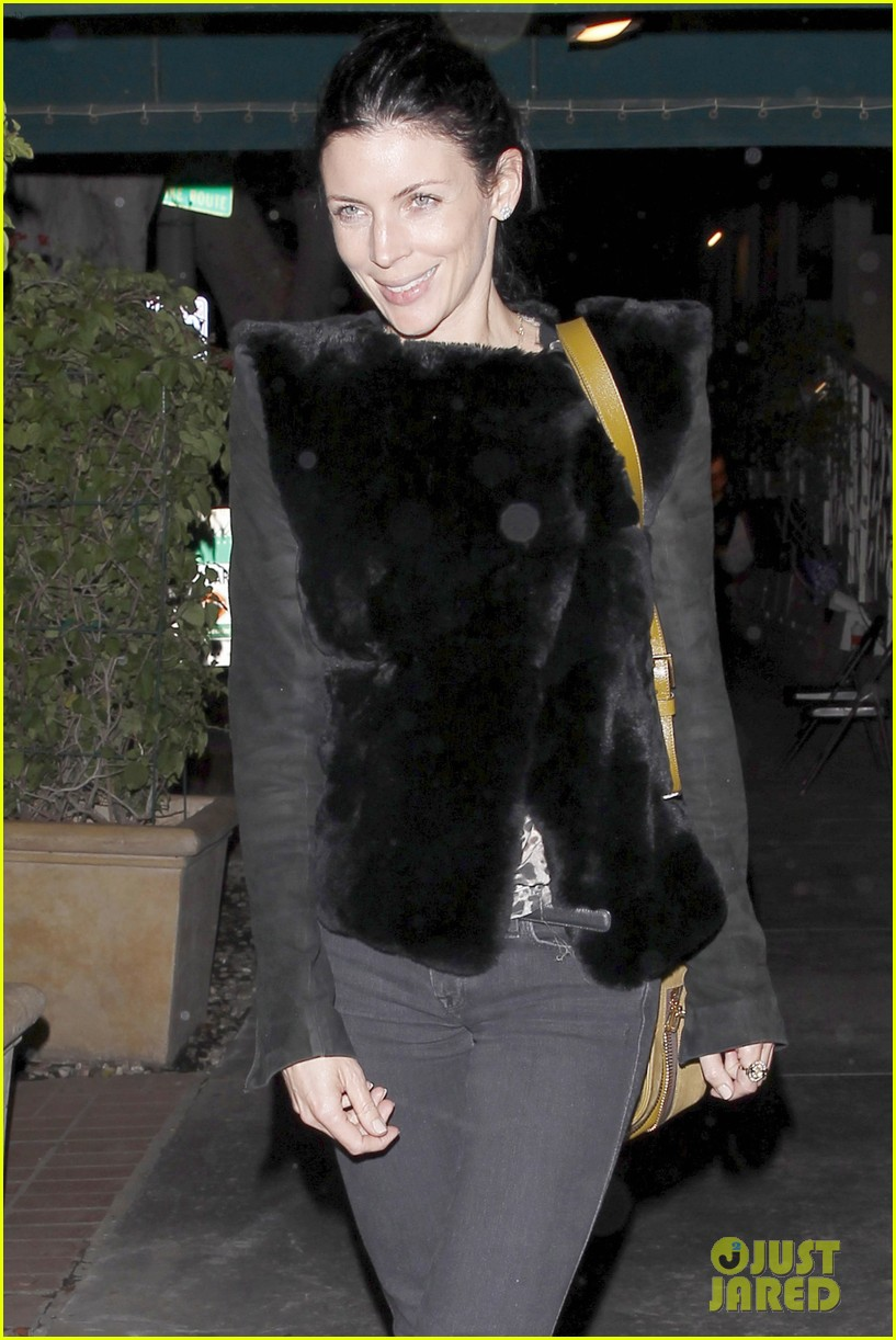 liberty ross benji madden dinner 023068628