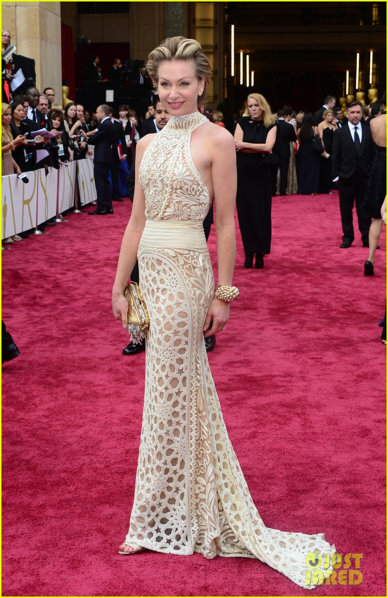 Portia De Rossi Supports Wife Ellen DeGeneres at Oscars 2014!: Photo ...