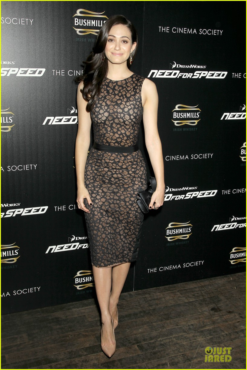 emmy rossum has a sexy need for speed in nyc 10