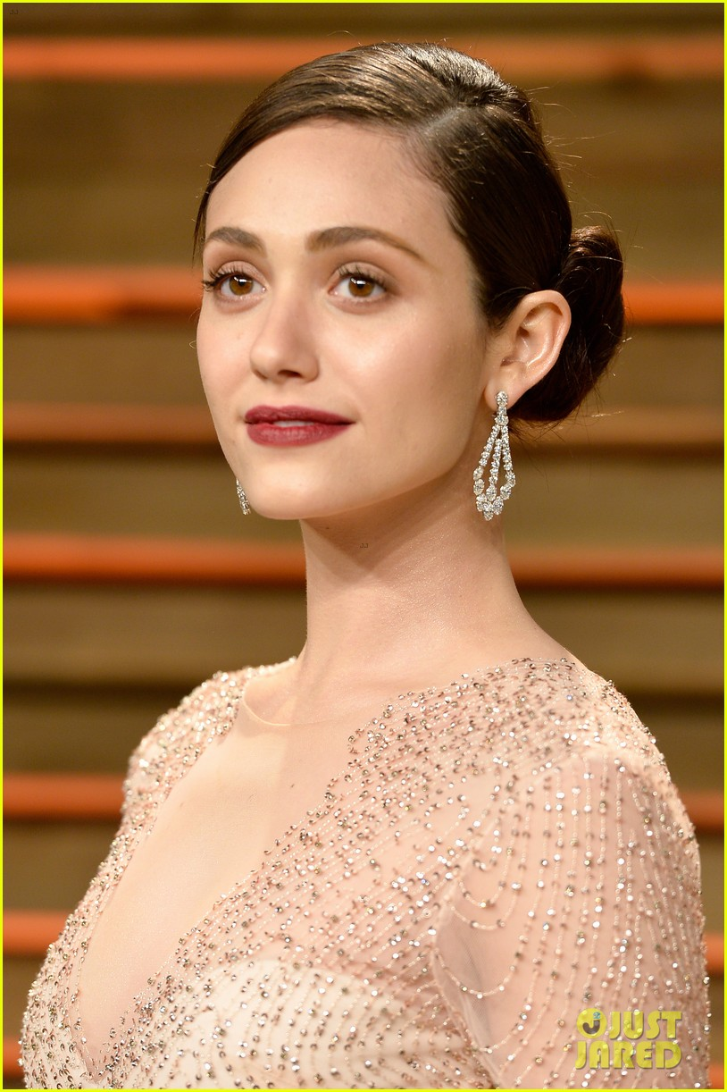emmy rossum vanity fair oscars party 2014 02