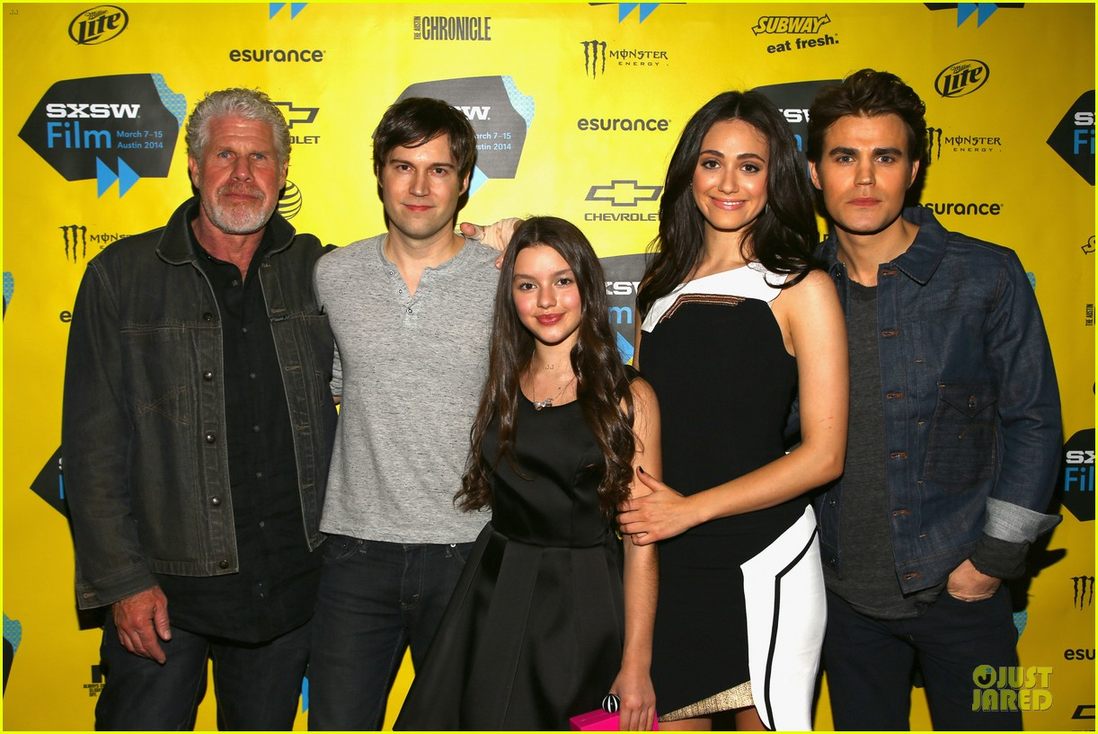 emmy rossum paul wesley premiere before i disappear at sxsw 033069554