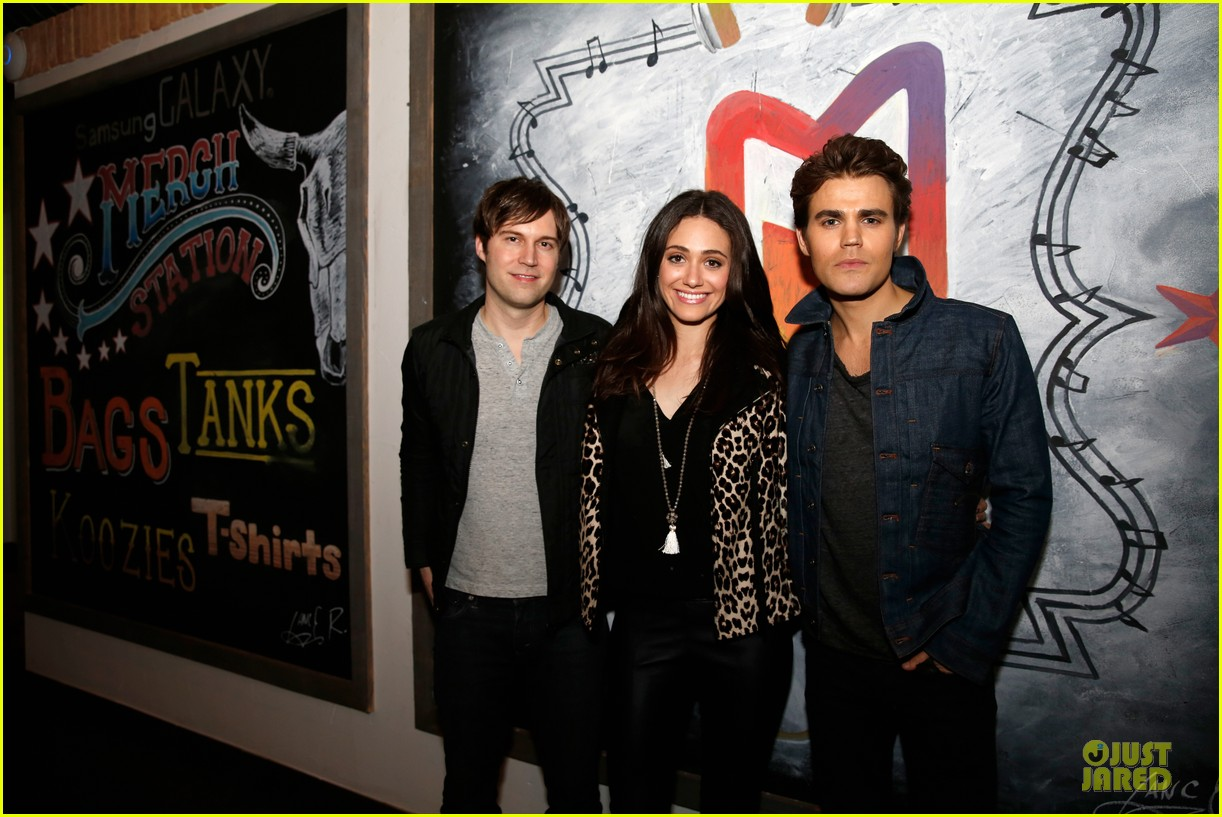 emmy rossum paul wesley premiere before i disappear at sxsw 083069559