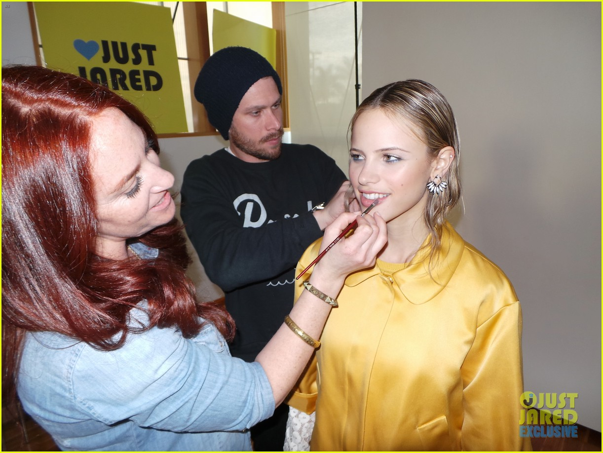 halston sage spotlight behind the scenes 093069855