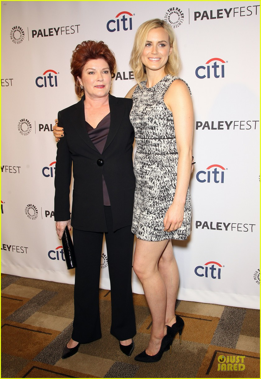 taylor schilling laura prepon orange is the new black paleyfest 26
