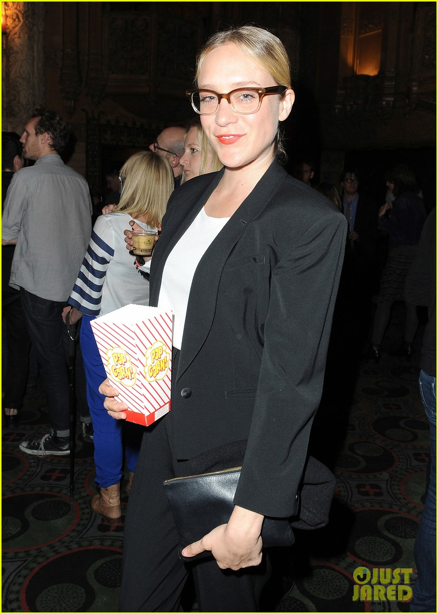 chloe sevigny watches under their skin premiere at historic ace hotel 013078808