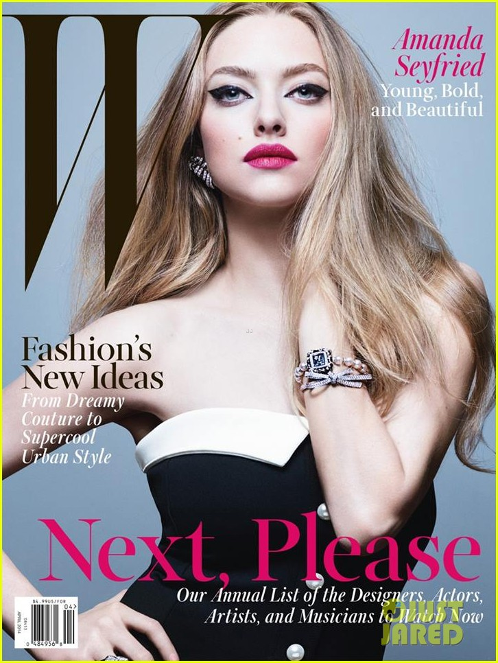 amanda seyfried covers w magazine april 2014 013073237