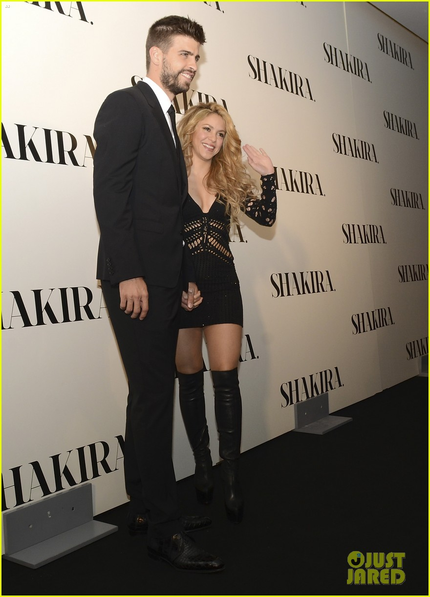 not clear Shakira kennenlernen pique about one and infinite