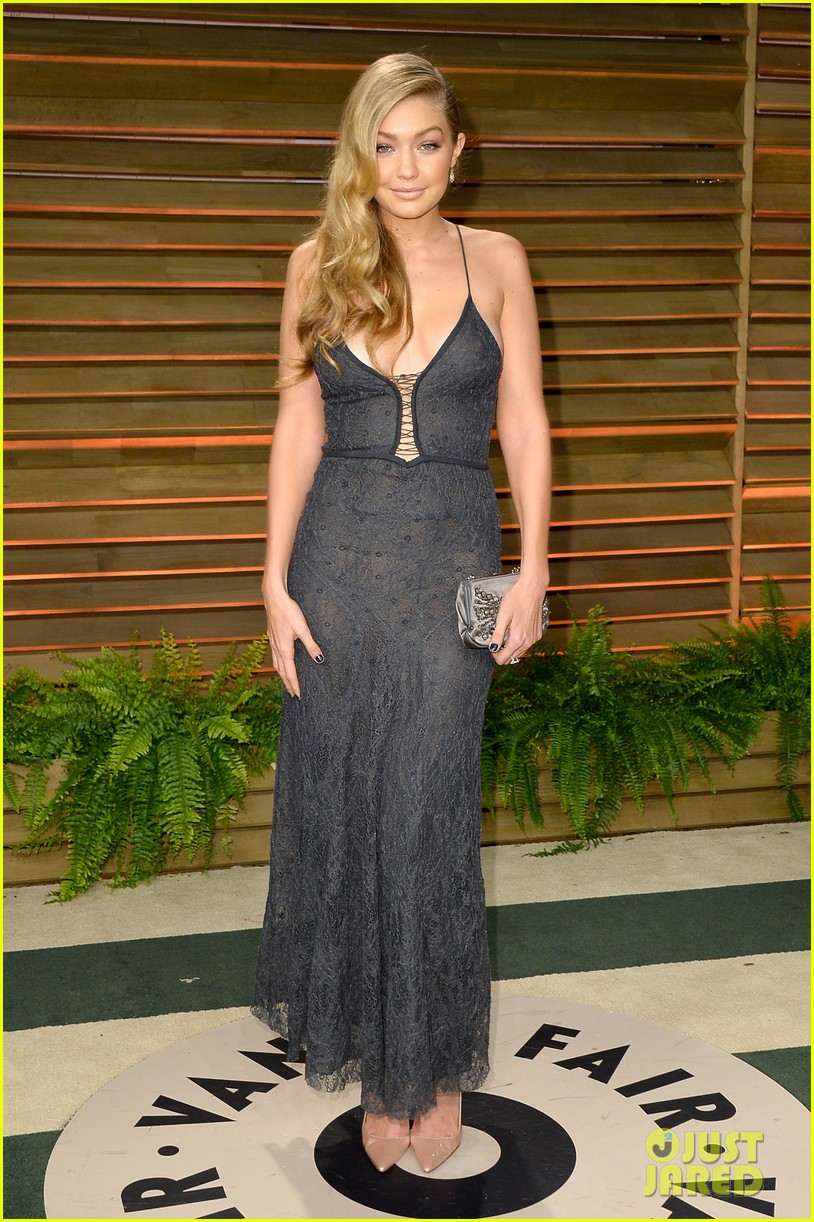 cody simpson girlfriend gigi hadid vanity fair oscars party 2014 073064824