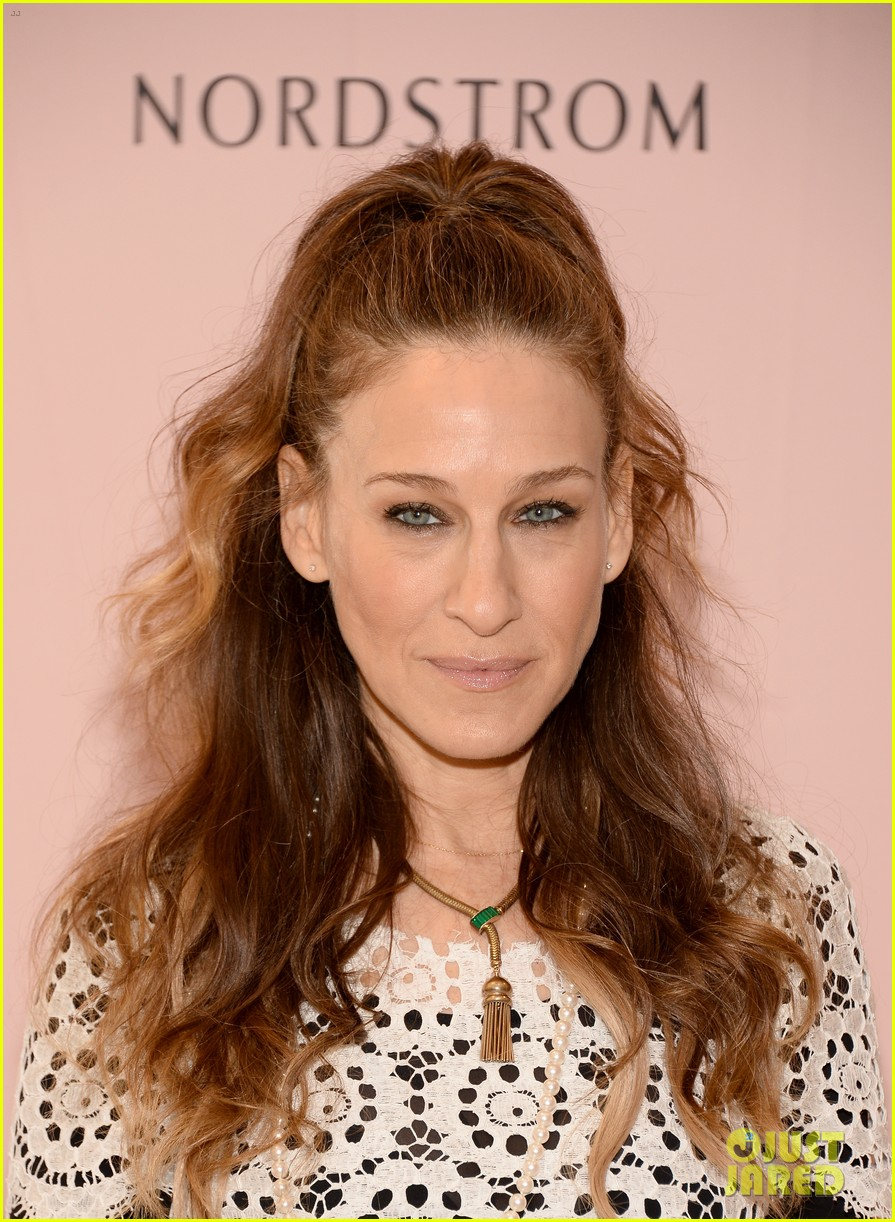 sarah jessica parker i go hard core with my coffee 023067899
