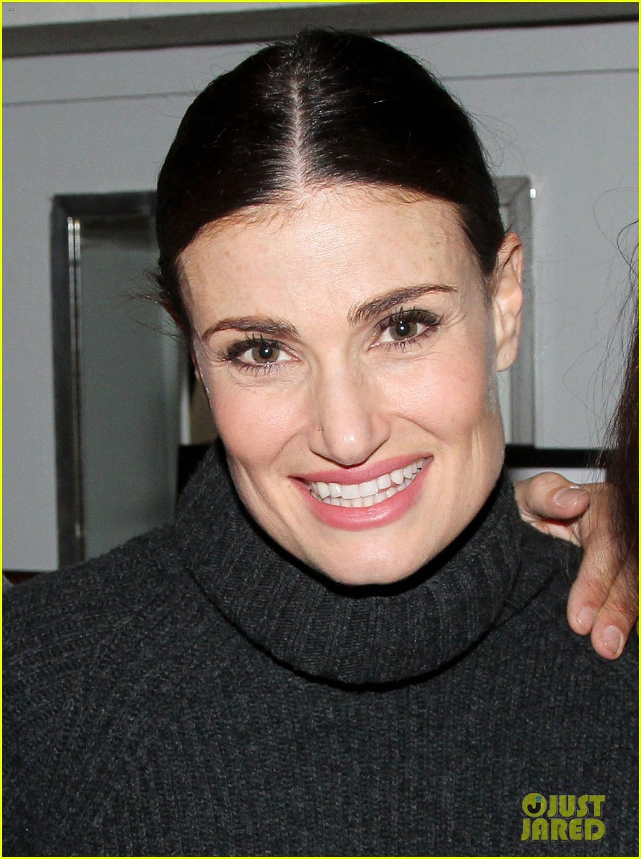 sarah jesssica parker idina menzel if then broadway 053080013