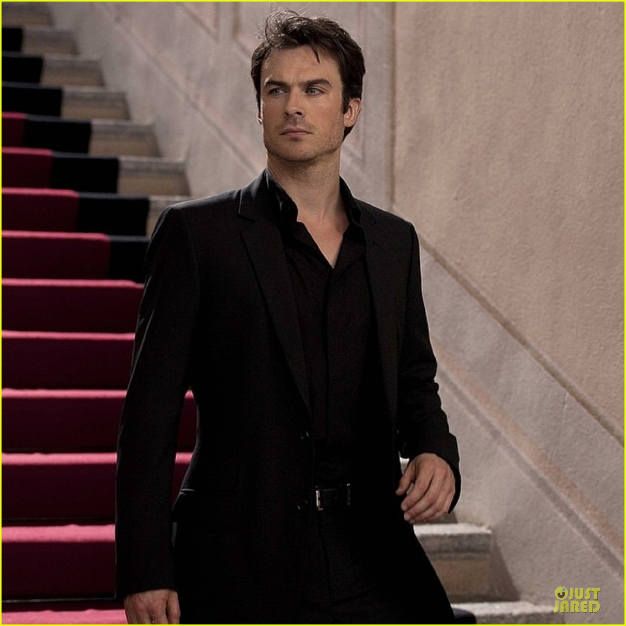 ian somerhalder seducing with azzaro pour homme 033078676
