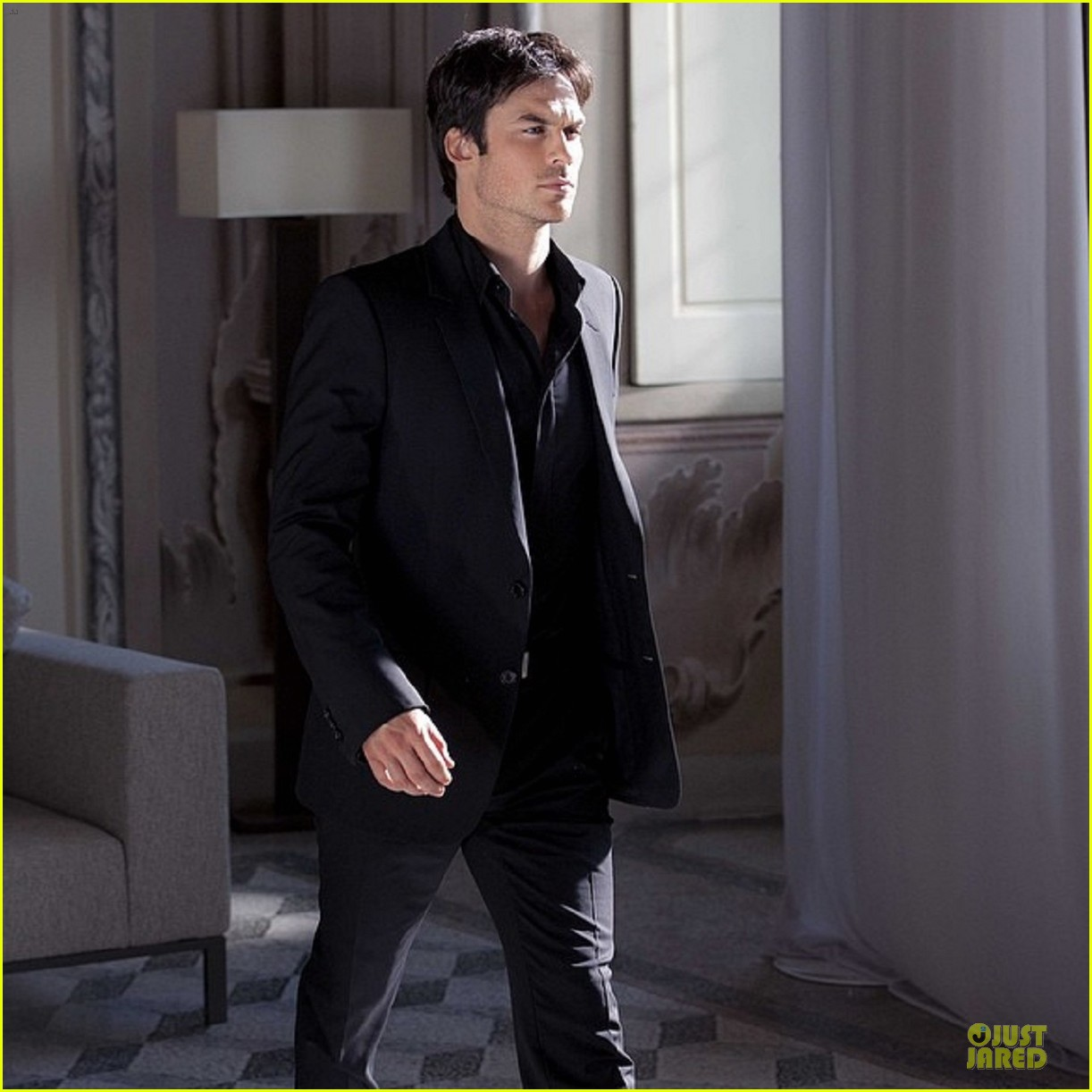 ian somerhalder seducing with azzaro pour homme 073078680