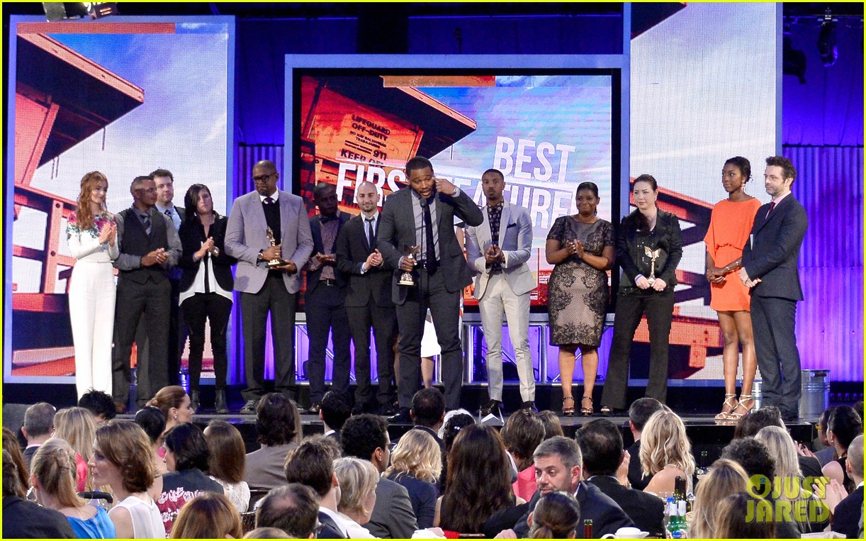 fruitvale station wins best first feature at spirit awards 2014 083063039